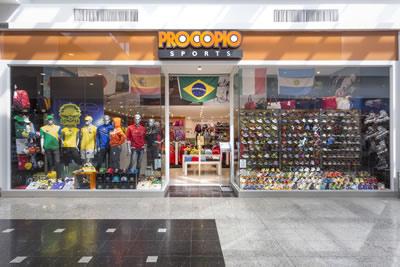 53ef28dbb Shopping Center Norte · Procópio Sports Shopping Taboão · Puket